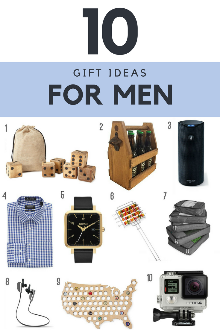 Birthday gifts for him just started dating